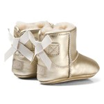 UGG Gold Jesse Bow II Metallic