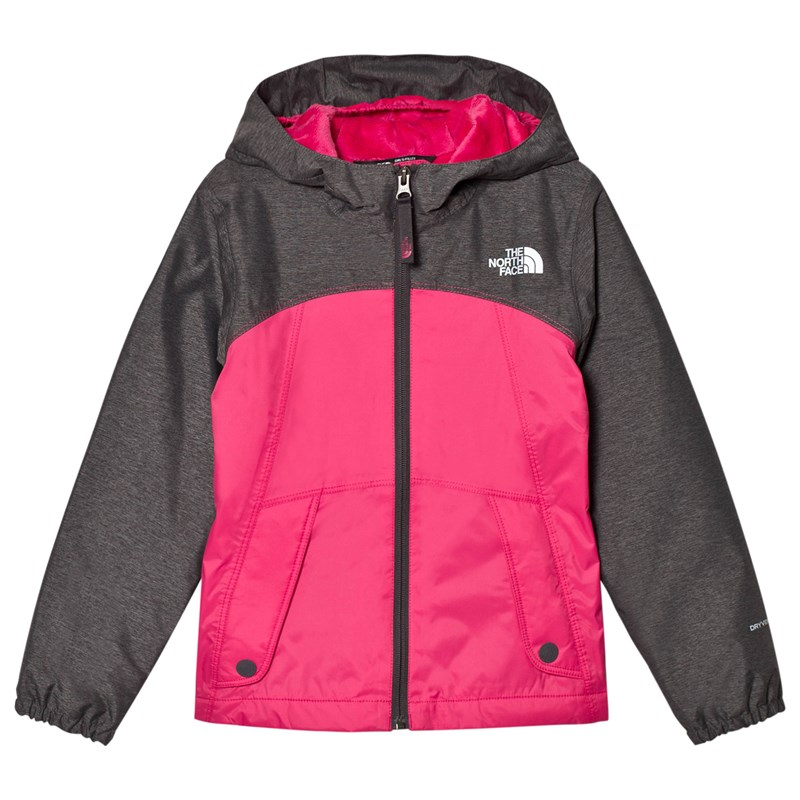 The North Face Warm Storm Jacka Rosa XS (6 years)