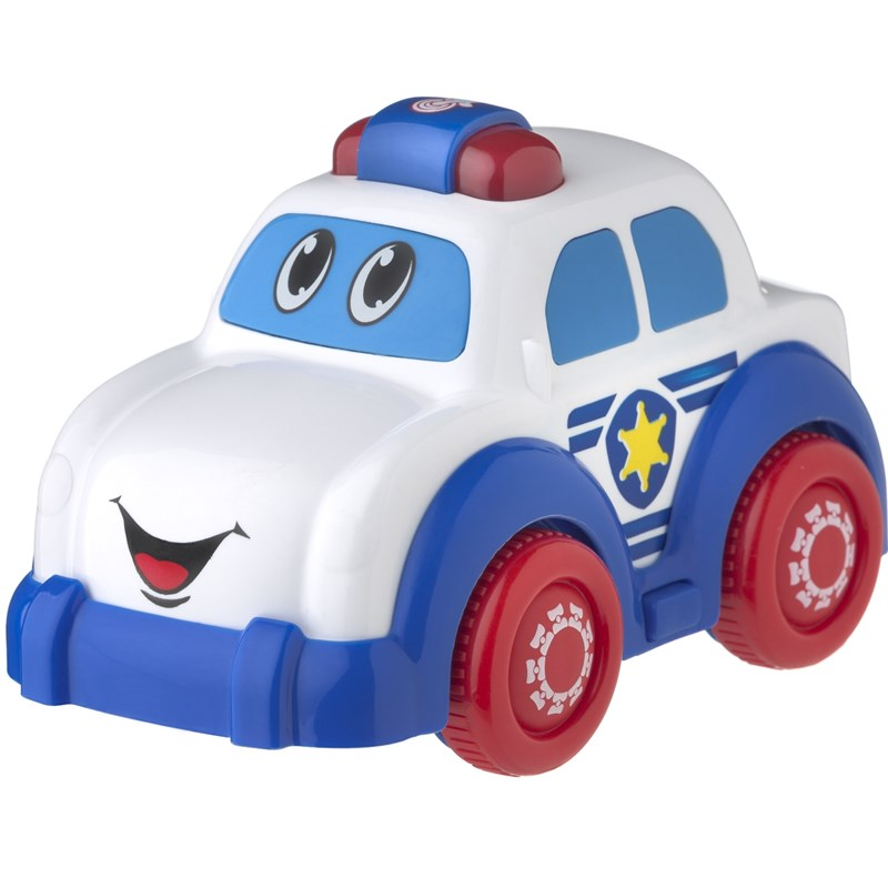 Playgro Jerry's Class Lights & Sounds Police Car 6 months – 3 years