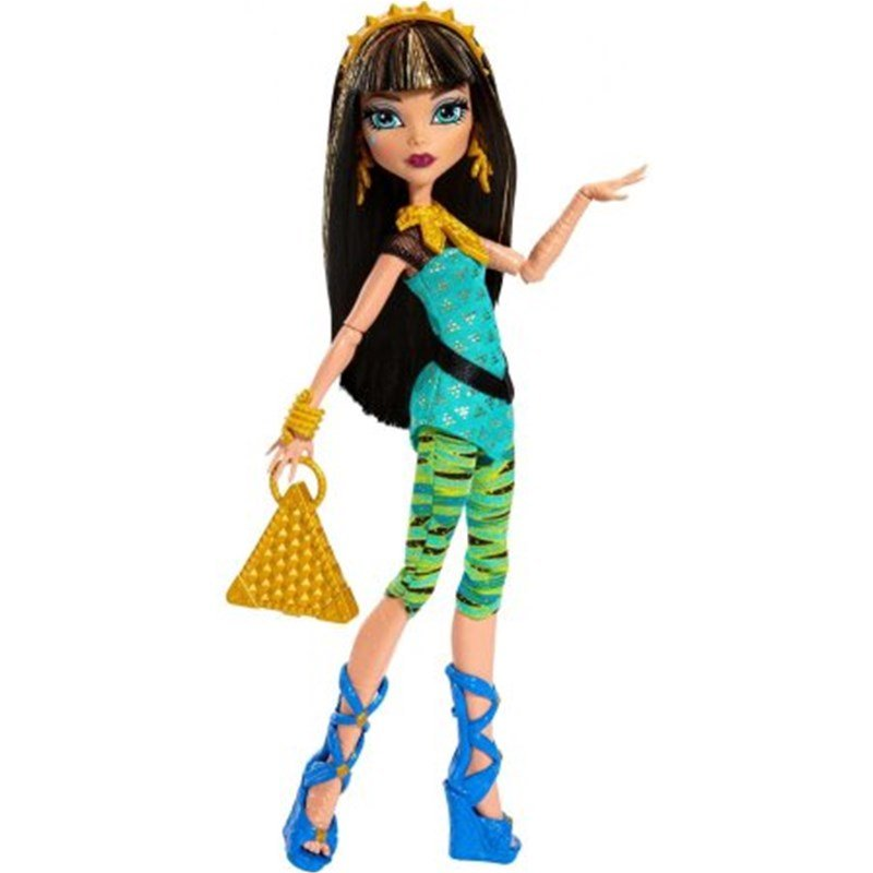 Monster High Signature Look Doll Cleo 6 – 12 years