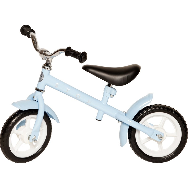 STOY Speed Springcykel 10 tum Blå 24 months – 4 years