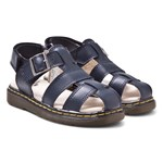 Dr. Martens Navy Moby Infants Fisherman Sandals