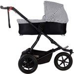 Mountain Buggy Carrycot Plus w/Sunhood Berry