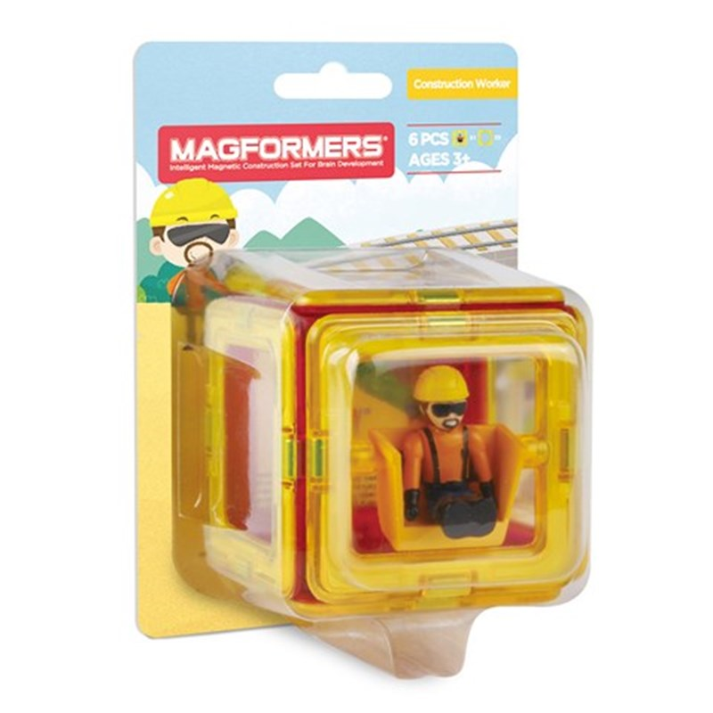 Magformers Magformers Figure Plus Construction Set One Size