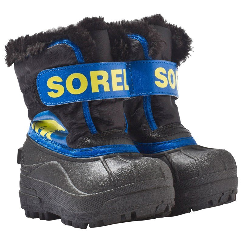 Sorel Kängor Snow Commander™ SvartSuper Blue 21 EU Sorel