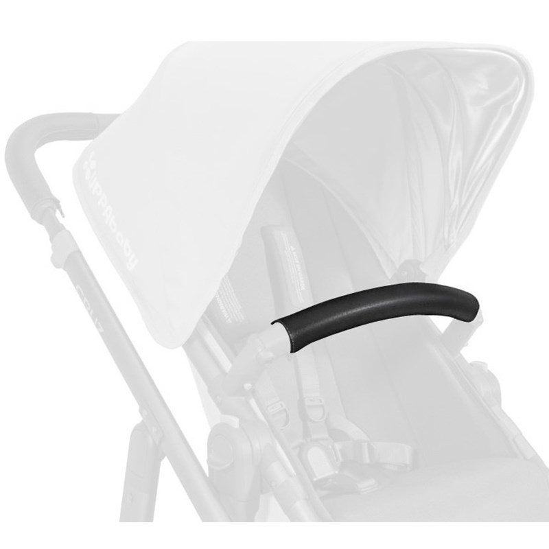 UPPAbaby Cruz Leather Stötfångarskydd Svart One Size