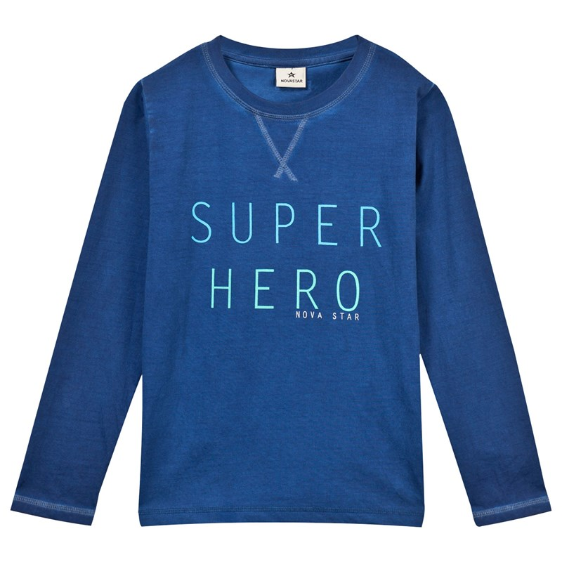 Nova Star T Superhero Blue 68/74 cm