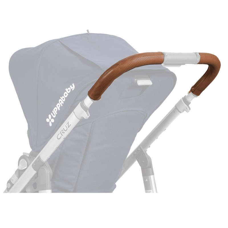 UPPAbaby CRUZ Läderhandtag Saddle One Size