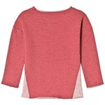 ebbe Kids Frap Sweater Spotted Rich Pink