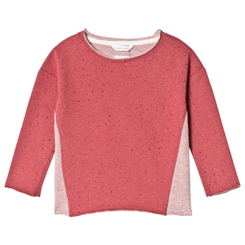ebbe Kids Frap Sweater Spotted Rich Pink 128 cm