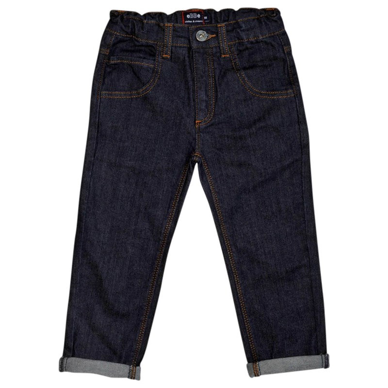 ebbe Kids Jeans Erasure Denim blue