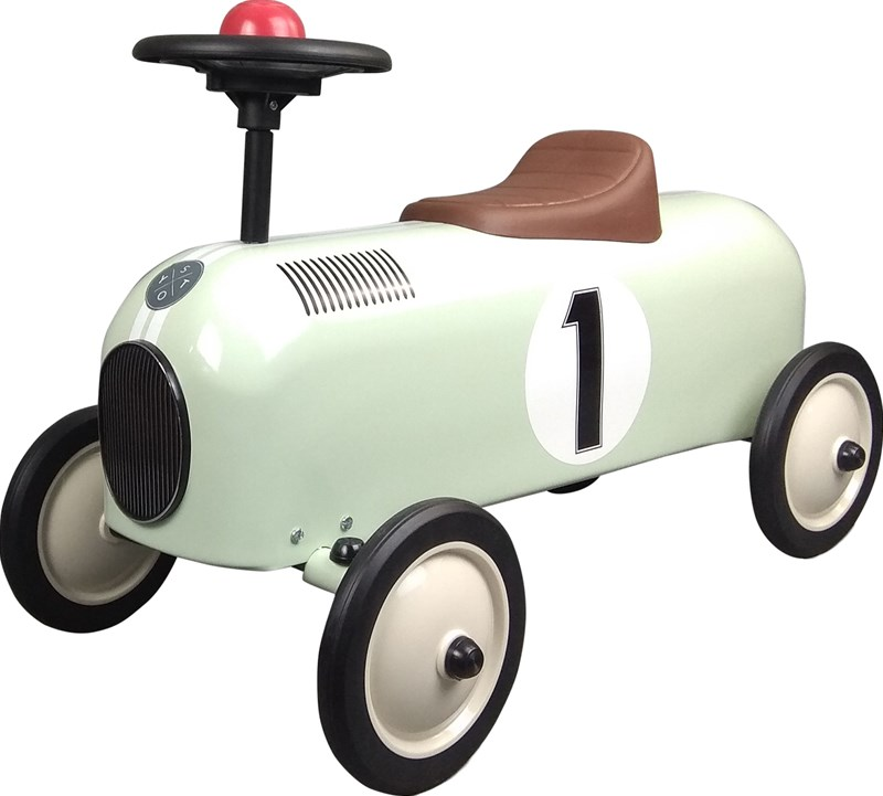 STOY Metal Racer Little Mint Car Mint One Size