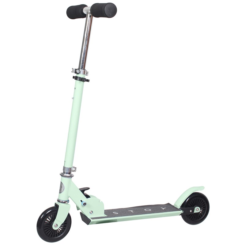 STOY Sparkcykel Basic Dusty Mint One Size