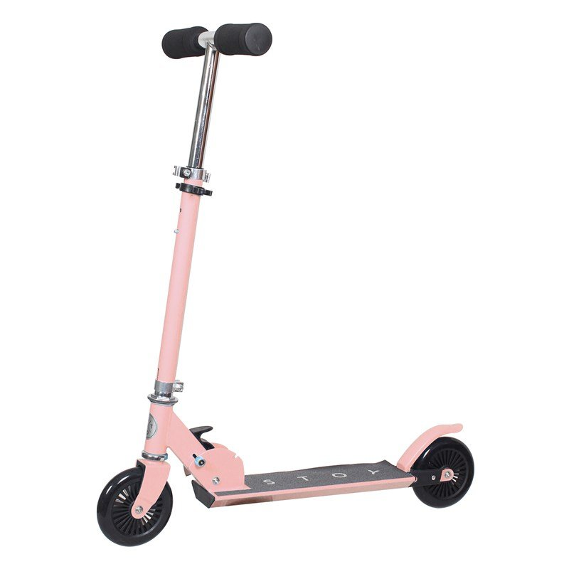 STOY Potkulauta Basic Dusty Rose One Size