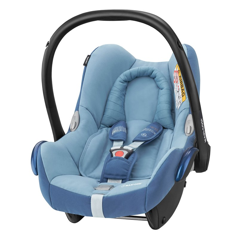 Maxi-Cosi CabrioFix Frequency Blue 2018 One Size