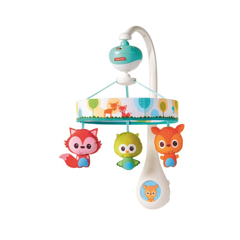 Tiny LoveTiny Friends Lullaby Mobile