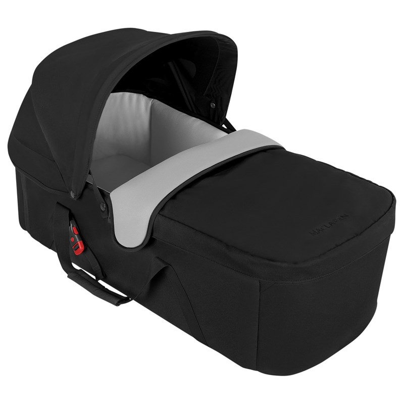 MaclarenCarrycot Universal Black/Silver