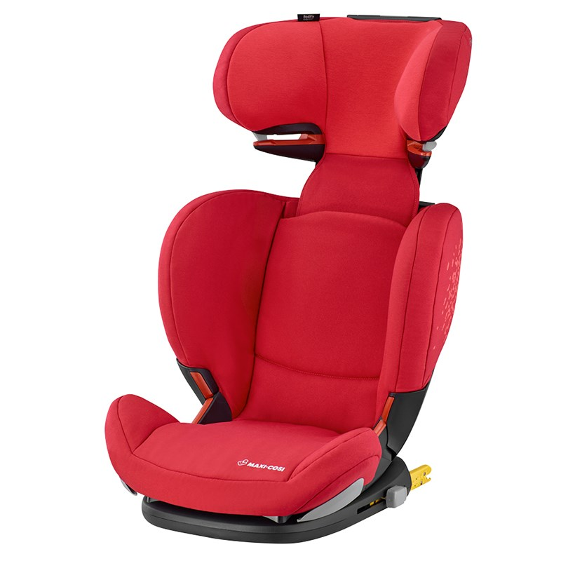 Maxi-Cosi Rodifix AirProtect® Bältesstol Vivid Red One Size