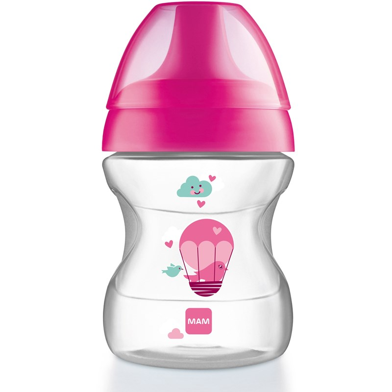 MAM Mugg Learn to Drink 190 ml Rosa One Size