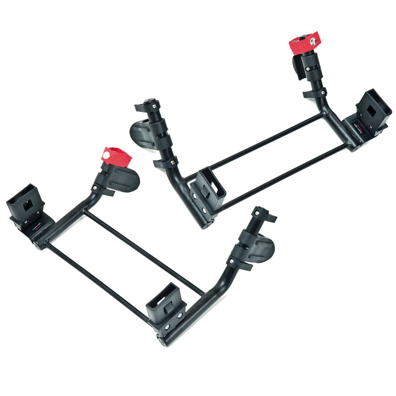 TFK 2-pack Barnstolsadapter Twin Trail Grupp 0 One Size