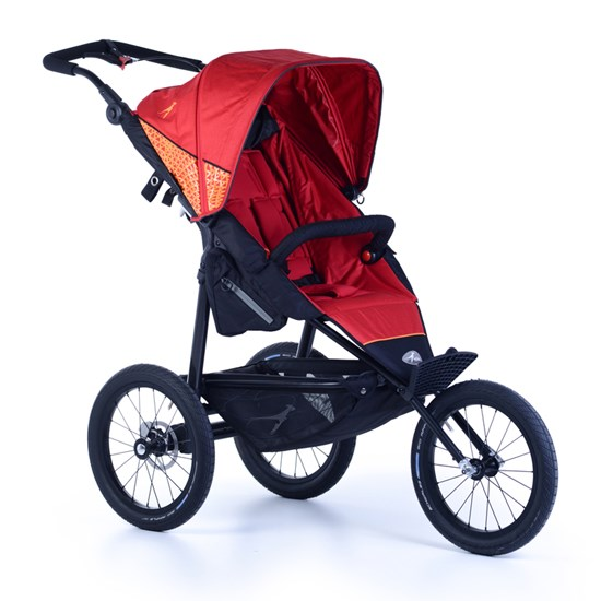 TFK Joggster Sport Joggingvagn Tango Red