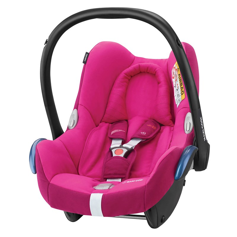 Maxi-Cosi CabrioFix Bilbarnstol Frequency Pink 2018 One Size