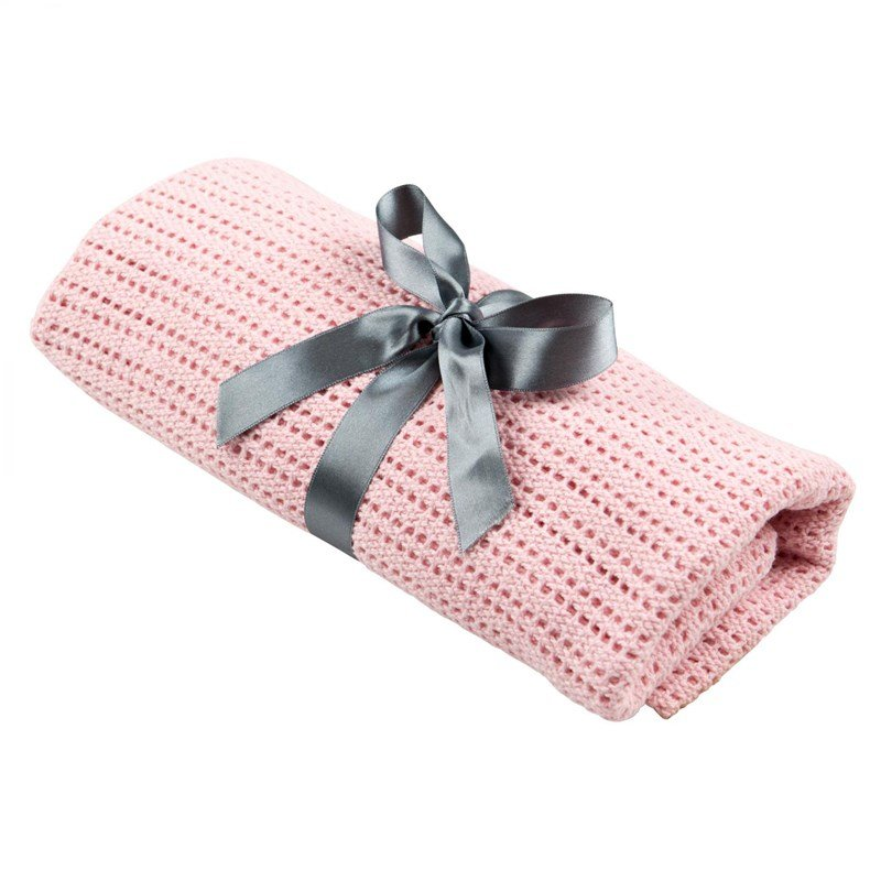 NG Baby Gallerfilt Rosa One Size