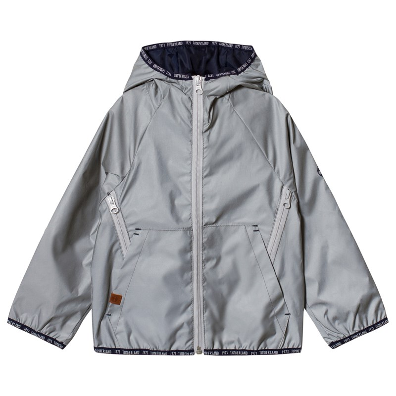 Timberland Silver Reflective Hooded Jacka 16 years