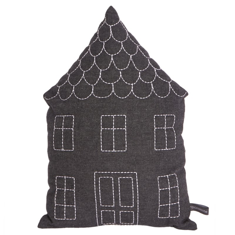 Roommate House Kudde Anthracite One Size