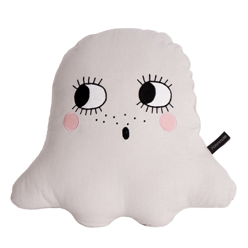 Roommate Little ghost Kudde Off White One Size
