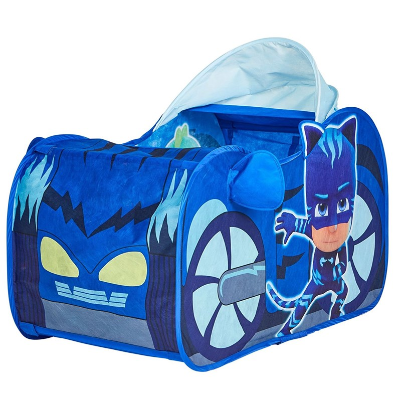 PJ Masks PJ Masks Cat Car Lektält One Size