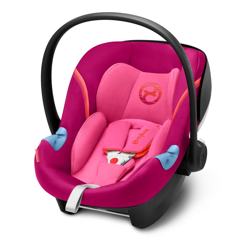 Cybex Aton M i-Size Babyskydd Passion Pink 2018 One Size