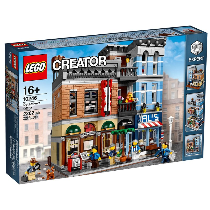 LEGO Creator Expert 10246 LEGO® Creator Expert Detective´s Office 16+ years
