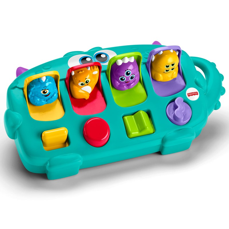 Fisher Price Monster Pop-Up Surprise 6 – 24 mån