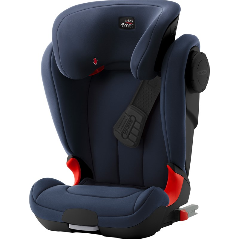 Britax Kidfix Xp Sict Black Series Moonlight Blue 2018 One Size