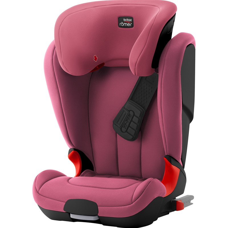 Britax Kidfix XP Black Series Wine Rose One Size