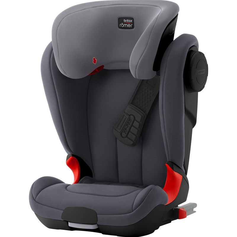 Britax Kidfix Xp Sict Black Series Storm Grey 2018 One Size