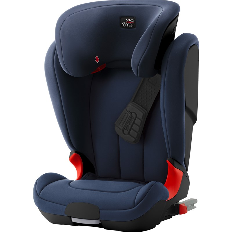 Britax Kidfix XP Black Series 2018 Moonlight Blu One Size