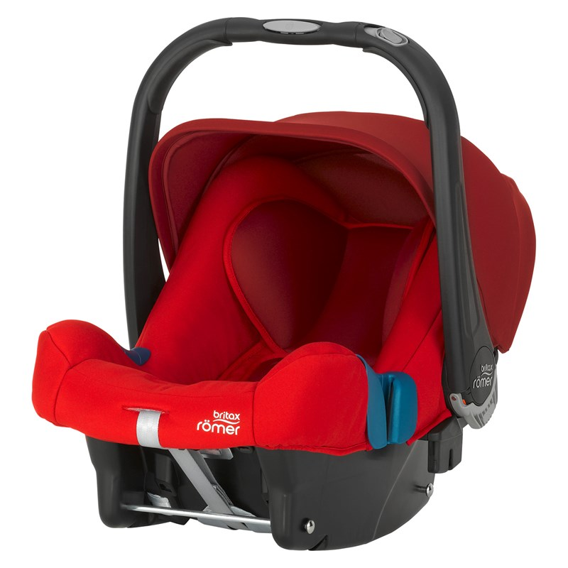 Britax Baby-Safe Plus SHR II Flame Red 2018 One Size