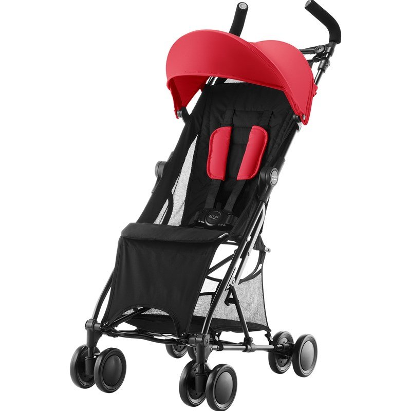 Britax Holiday Flame Red One Size