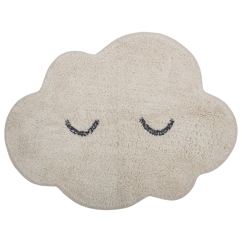 Bloomingville Rug Cotton Nature One Size