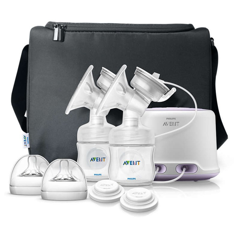 Philips Avent Electronic Natural DobbeltBrystpumpe