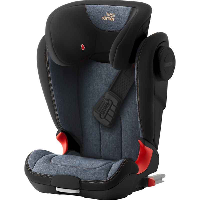 Britax Kidfix Xp Sict Black Series Blue Marble 2018 One Size