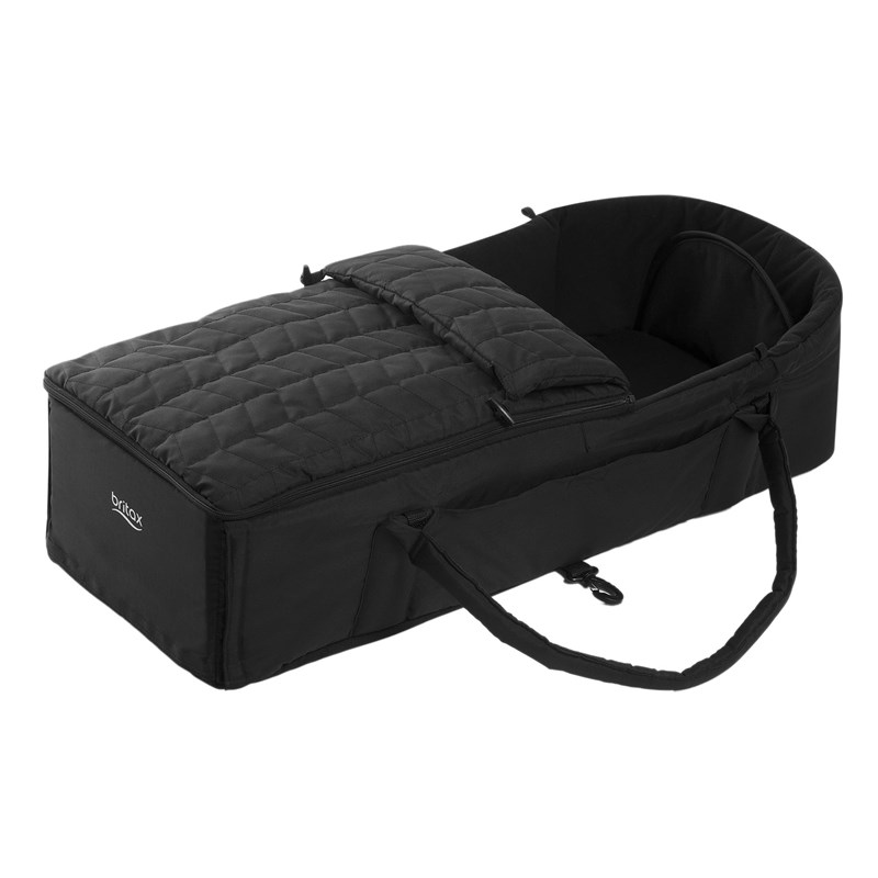 Britax Soft Carrycot Cosmos Black One Size