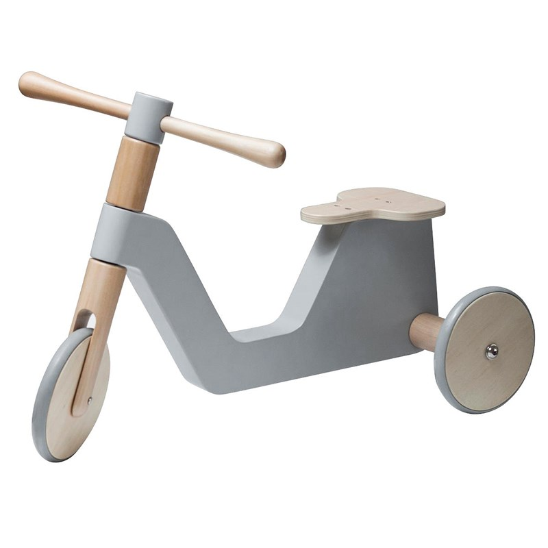 sebra Sebra scooter Grå One Size