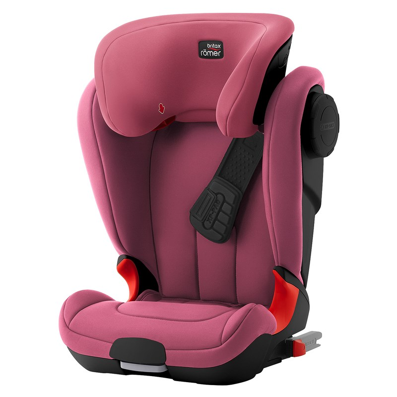 Britax Kidfix Xp Sict Black Series Wine Rose One Size