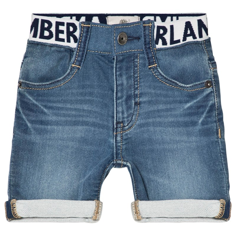 Timberland Light Wash Denim Shorts 3 years