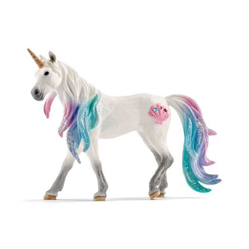 Schleich Sea unicorn Mare 3 – 8 år