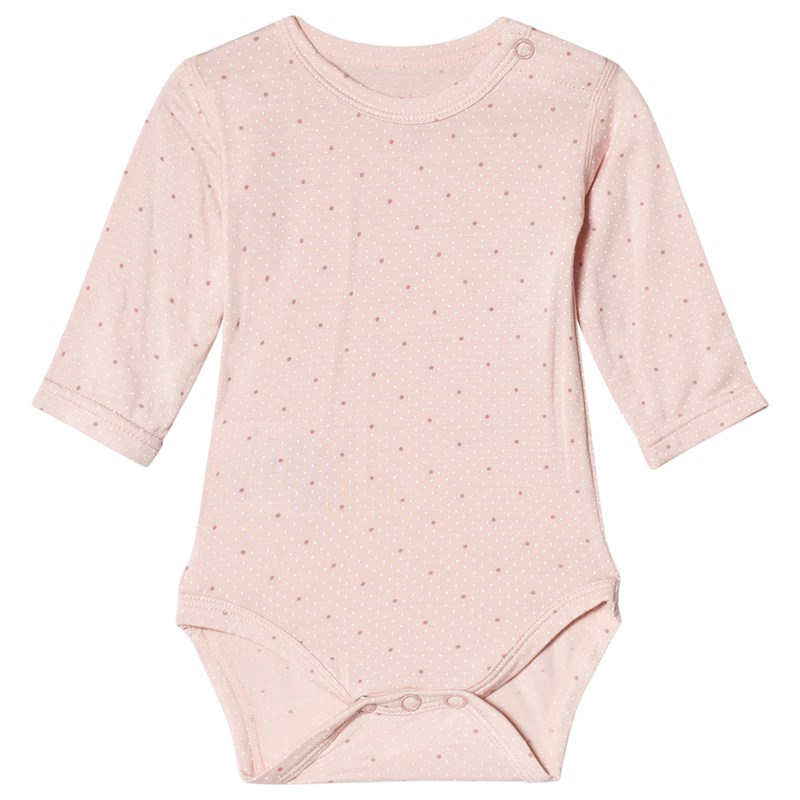 Hust&Claire Baby Body Dusty rose 92 cm (15-2 år)