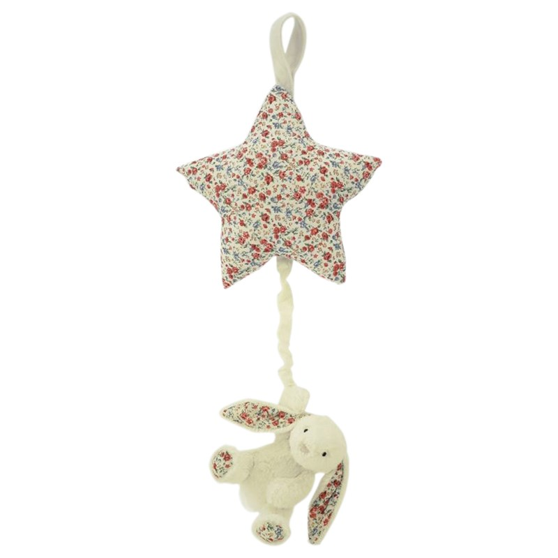 Jellycat Bashful Blossom Star Musical OneSize